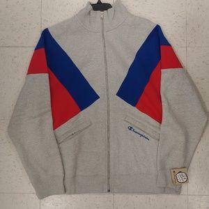 Men's Champion Zip-up Sweatshirt